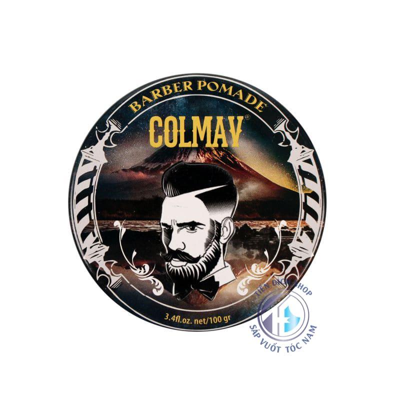 Barber Colmav Black Pomade