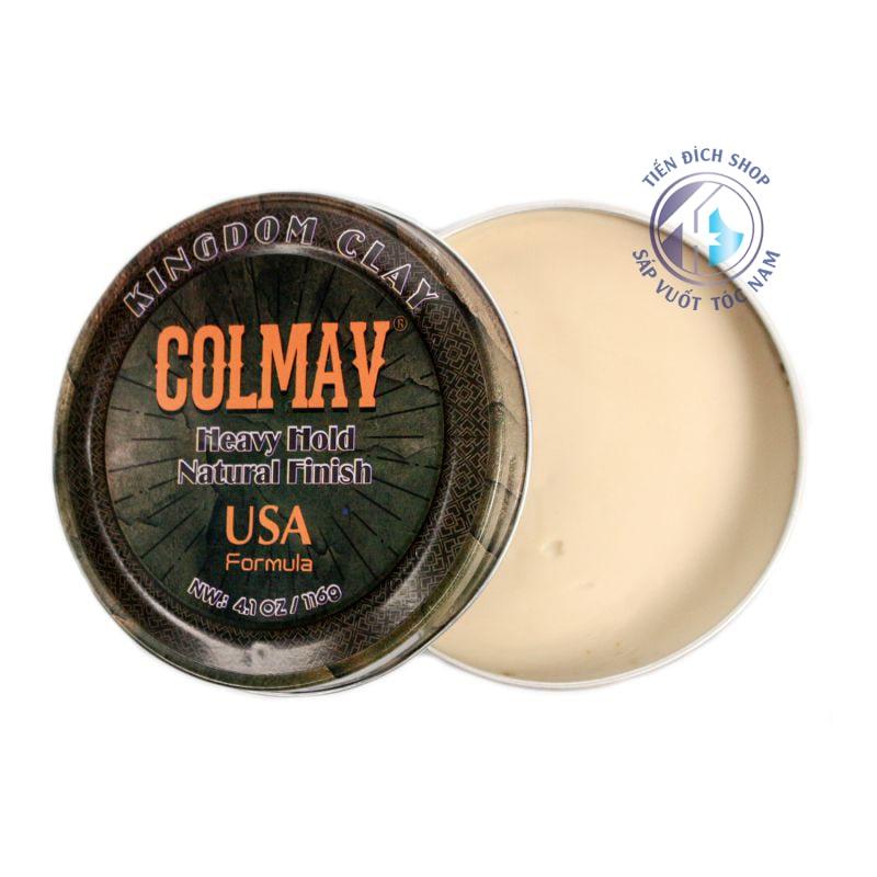 Colmav Heavy Hold Natural Finish
