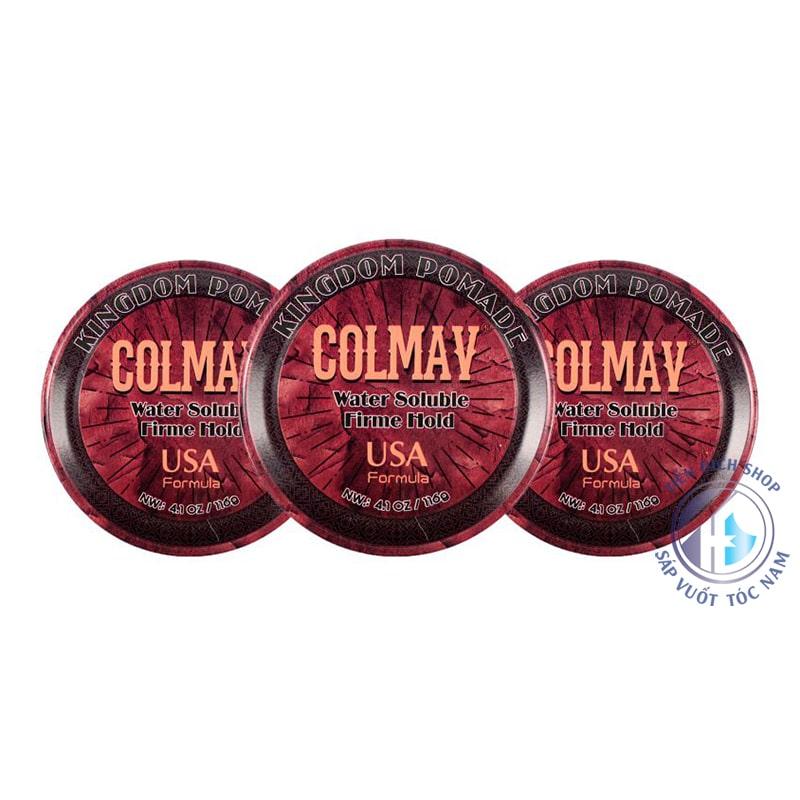 Colmav kingdom pomade