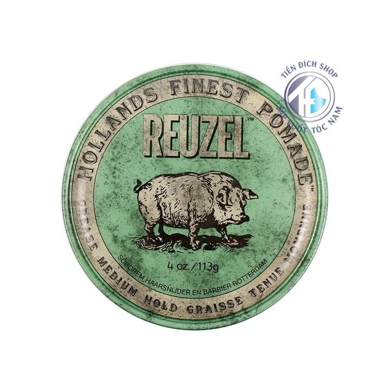 Reuzel Green Pomade 113g / 4.oz
