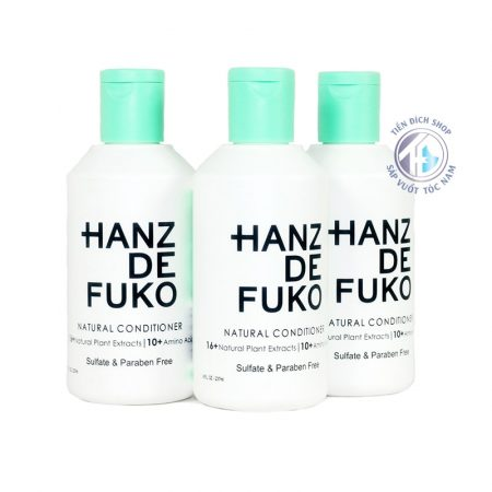 dầu xả hanz de fuko natural conditioner