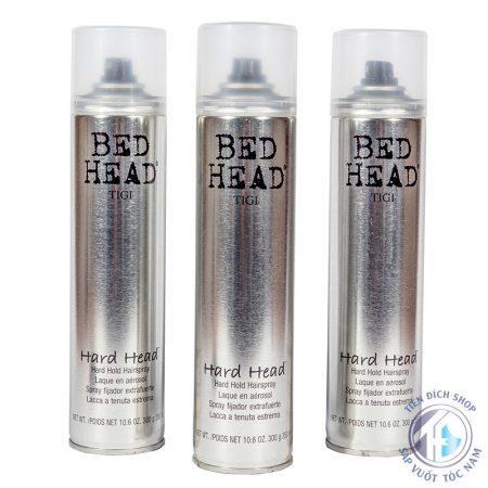 gôm xịt tóc tigi bed head