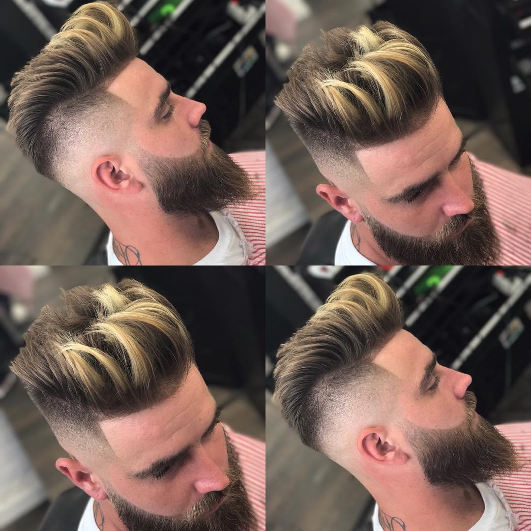 Những kiểu tóc nam dẹp
