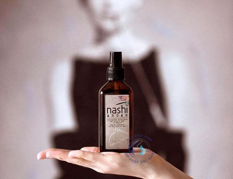 Tinh dầu dưỡng tóc Nashi