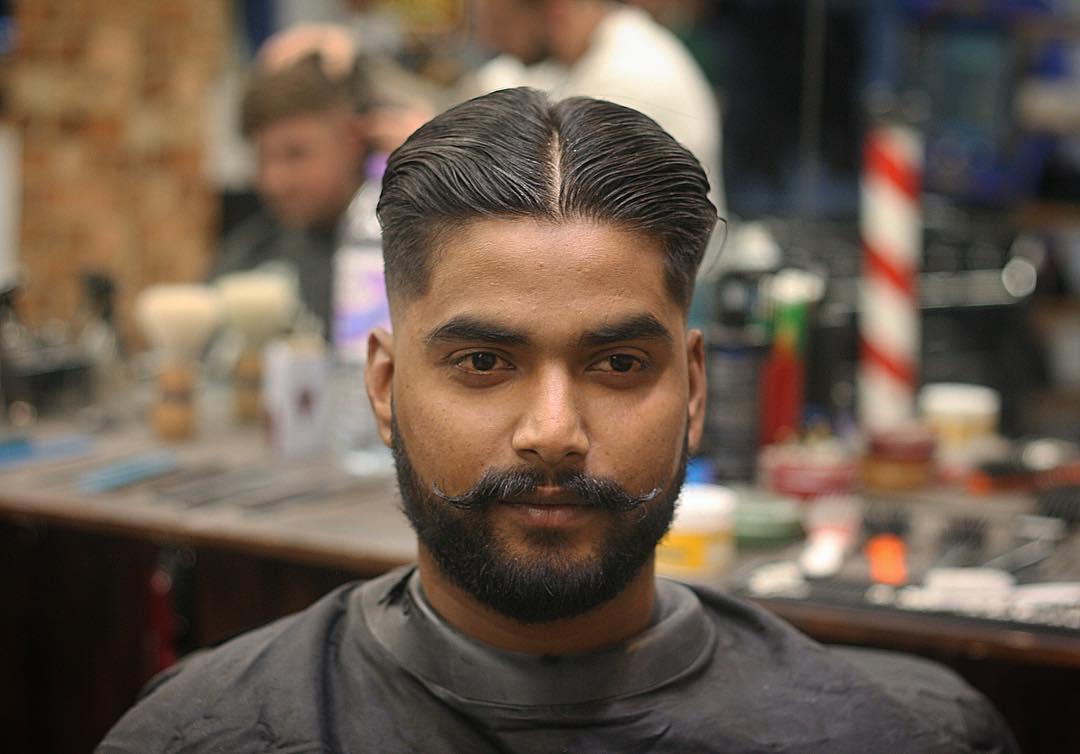 kiểu tóc nam chất nhất
