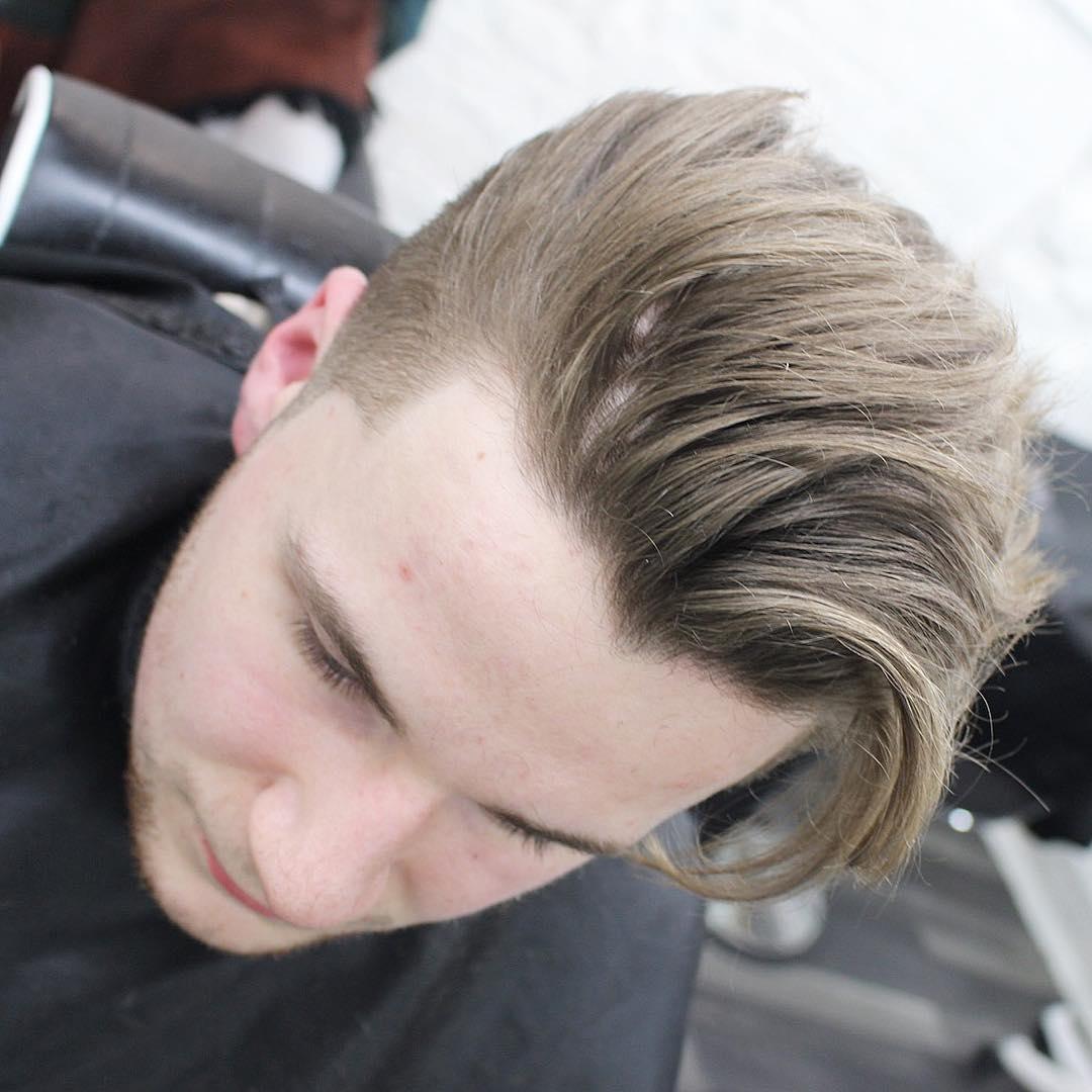 những kiểu tóc nam đpẹ