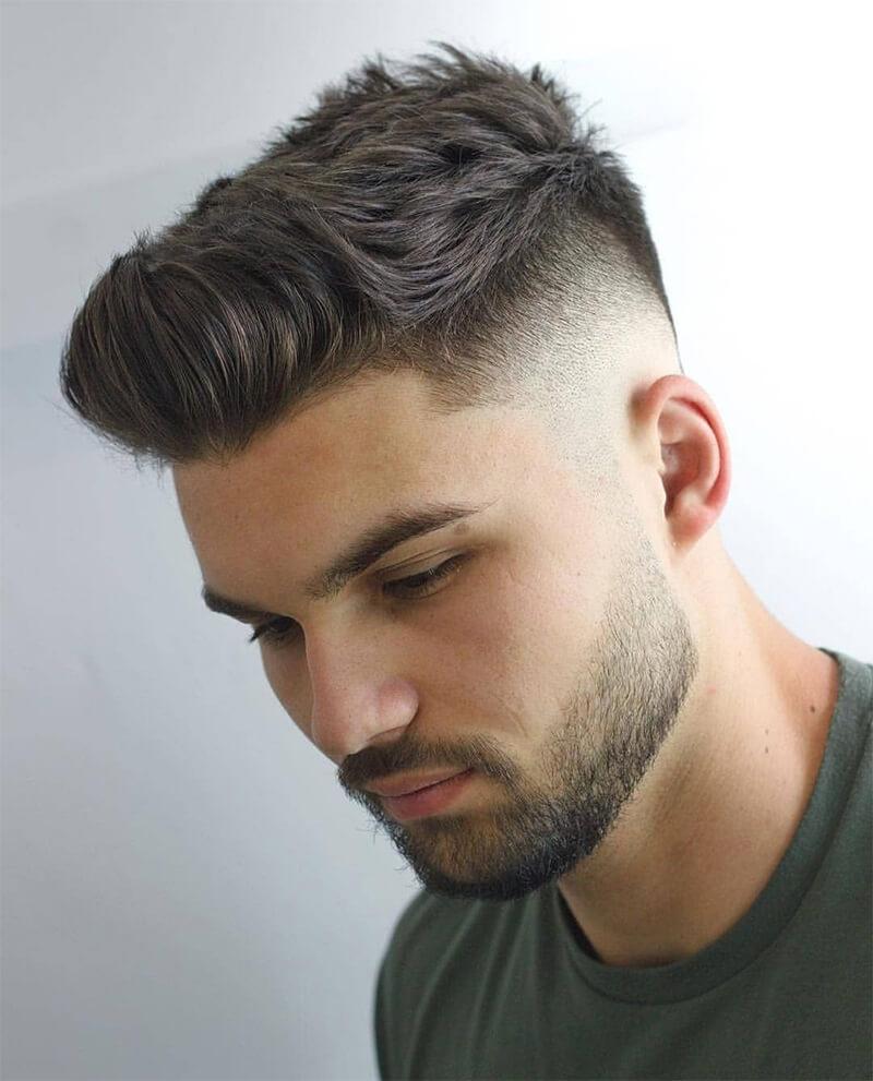 kiểu tóc Quiff 2020