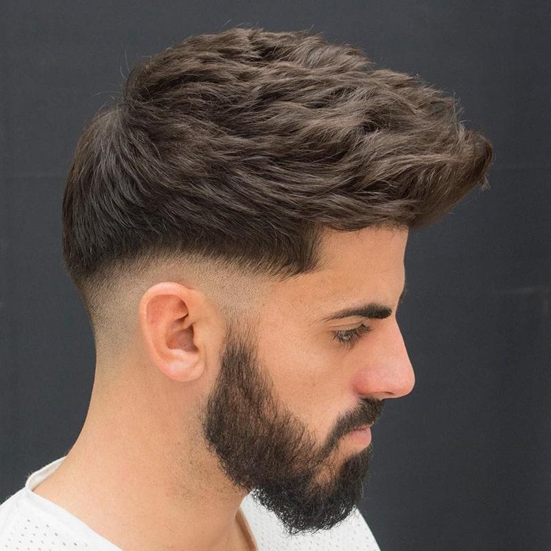 Mẫu tóc nam 2020 textured
