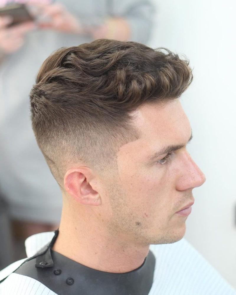 Kiểu tóc nam mùa hè 2020