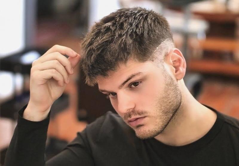 Cách chăm sóc tóc nam 2020