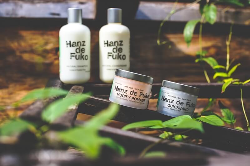 Hanz De Fuko wax
