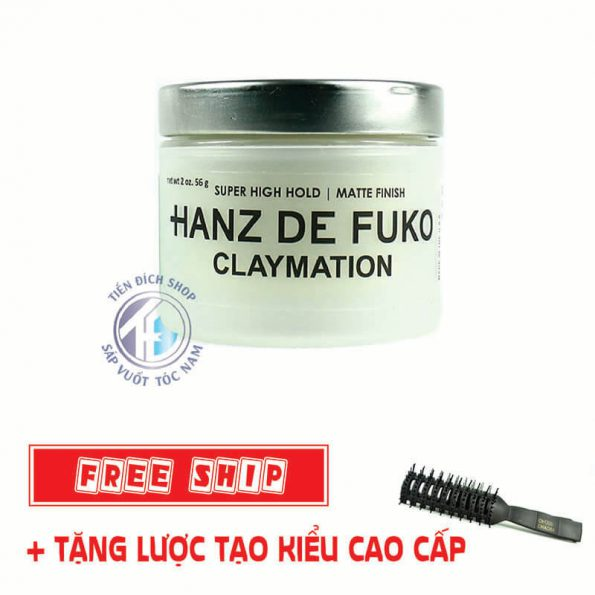 hanz de fuko claymation