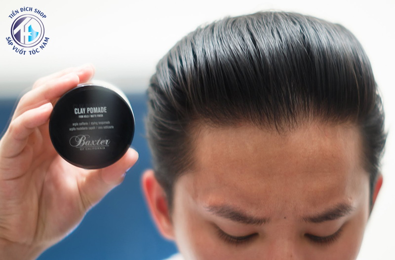 sáp nam Baxter of California Clay Pomade