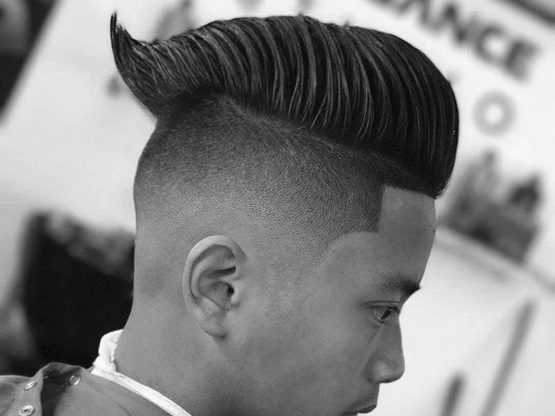 tóc vuốt gel 2020