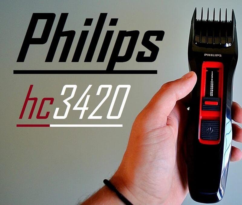 Tông đơ cắt tóc Philips HC3420