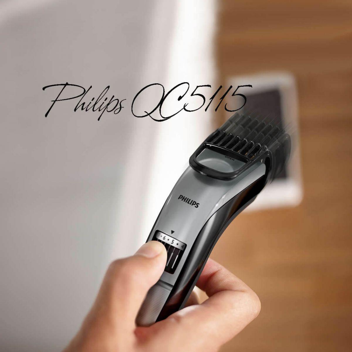 Tông đơ cắt tóc nam Philips QC5115