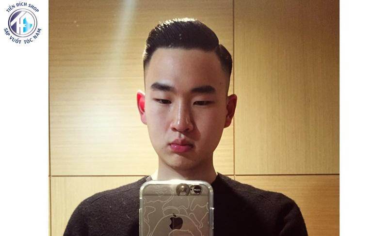 Đậm phong cách với sáp vuốt tóc nam