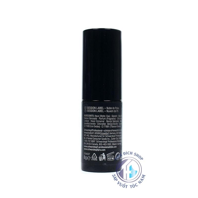 bột tạo phồng osis+ black