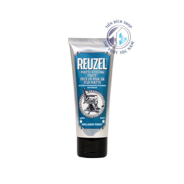 reuzel matte styling paste gel