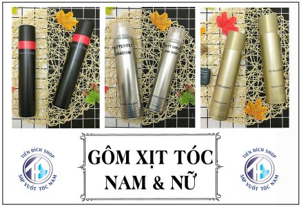 Bí kíp chọn mua sáp vuốt tóc giá rẻ nhất HN và Tp.HCM