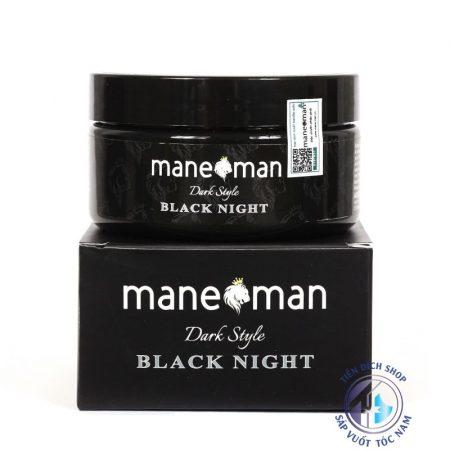 sáp vuốt tóc tạm thời mane man black night