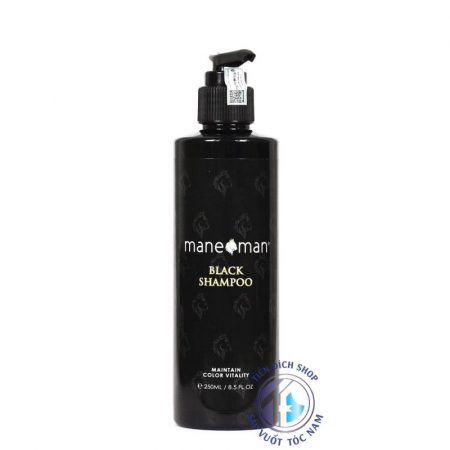 mane man black shampoo