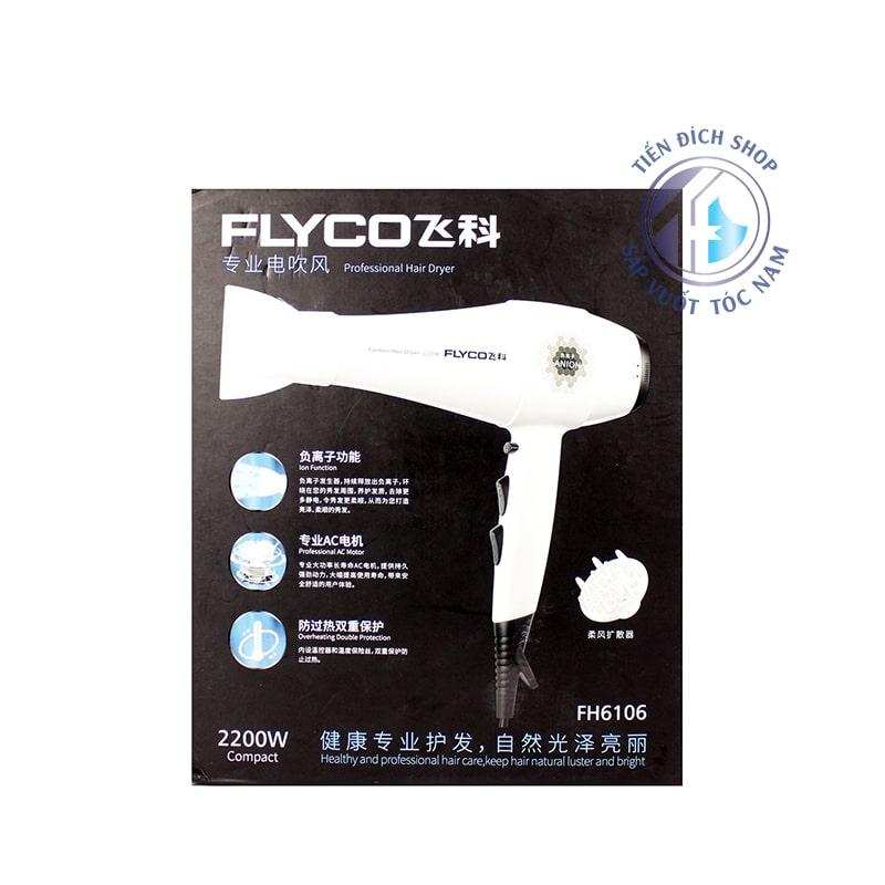 máy sấy tóc flyco 2200w