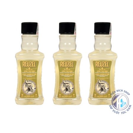 reuzel 3 in 1 tea tree