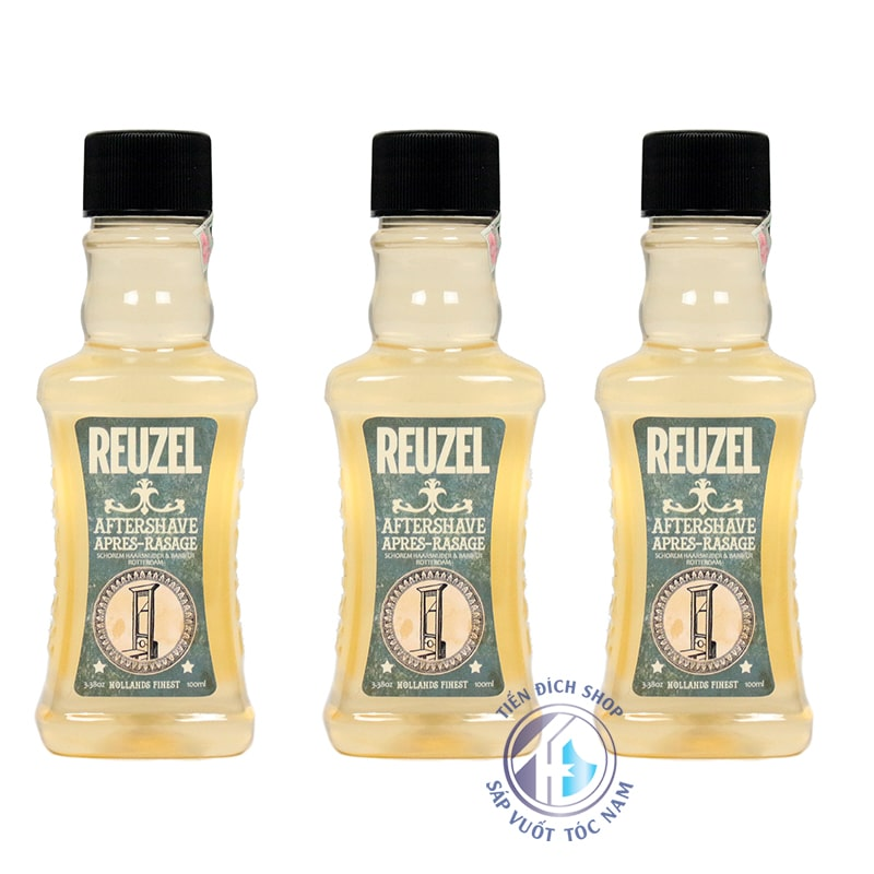 dưỡng da sau cạo râu reuzel aftershave