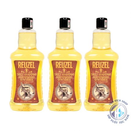 reuzel daily shampoo 1000ml