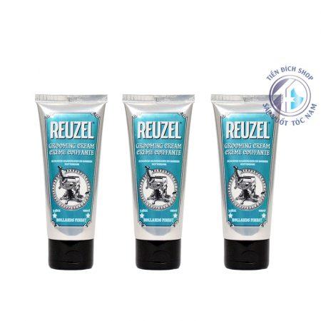 gel vuốt tóc reuzel grooming cream