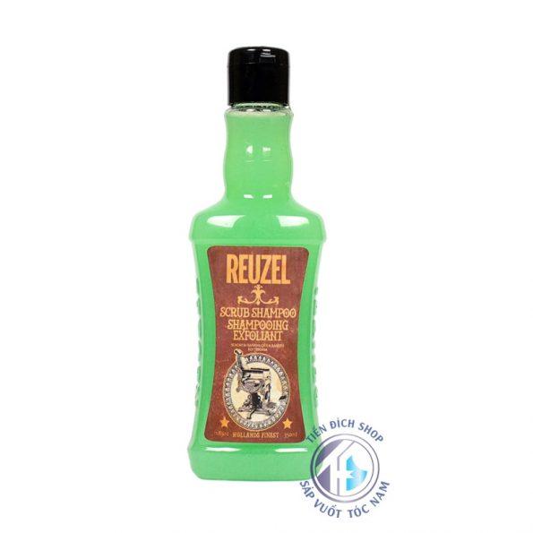 dầu gội tẩy rửa pomade reuzel scrub shampoo