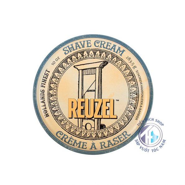 kem cạo râu reuzel shave cream 10oz