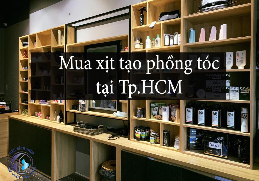 Xịt tạo phồng tóc nam Tp.HCM