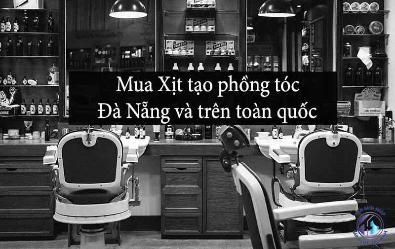 xịt phồng tóc tại Đà Nẵng