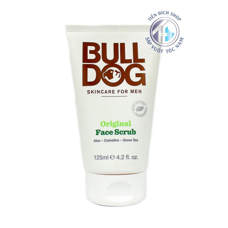 Tẩy tế bào chết Bulldog Original Face Scrub