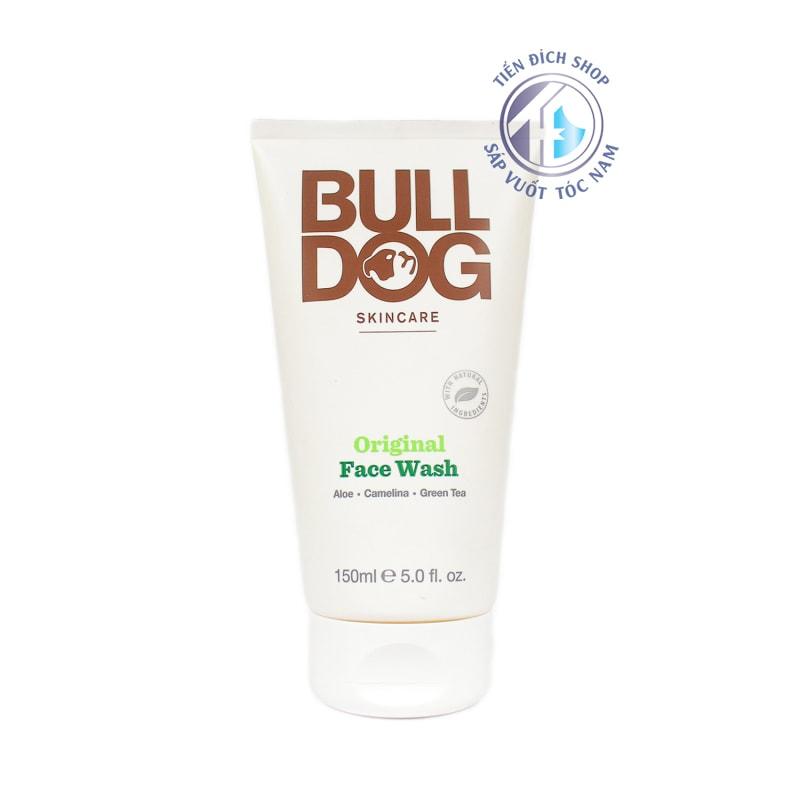 Sữa rửa mặt Bulldog Original Face Wash