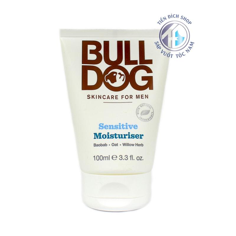 Kem dưỡng ẩm Bulldog Sensitive Moisturiser