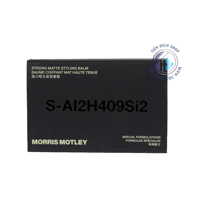 Morris Motley Strong Matte Styling Balm 2020