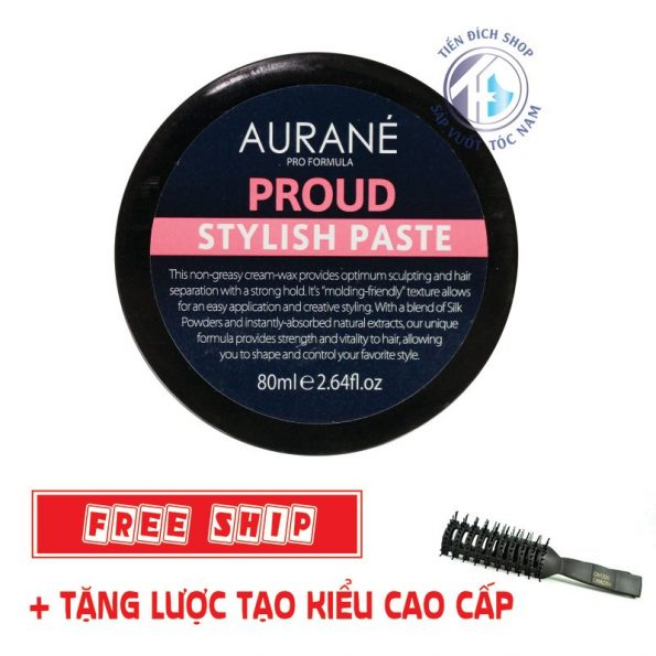 sáp Aurane Proud Stylish Paste 80ml