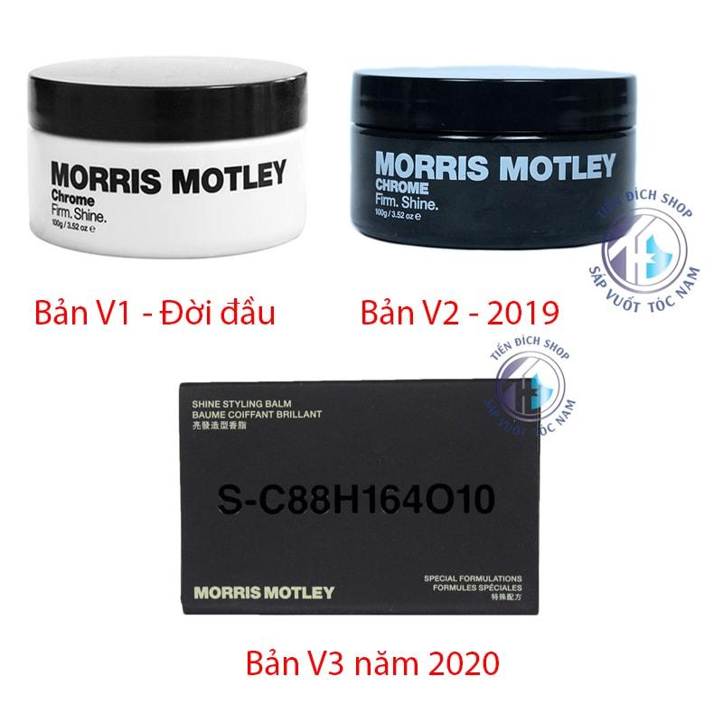Morris Motley Shine Styling Balm real