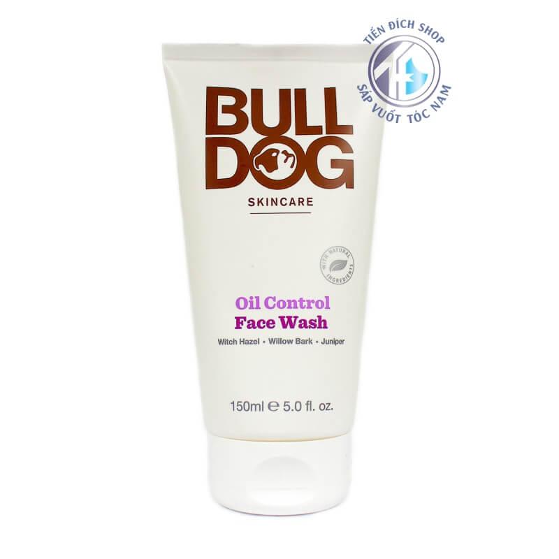 Sữa rửa mặt Bulldog Oil Control Face Wash