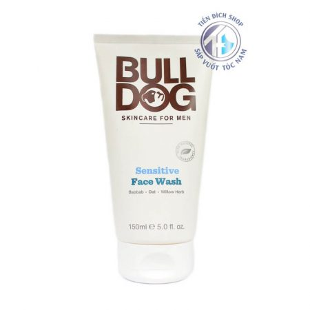Sửa rửa mặt Bulldog Sensitive Face Wash