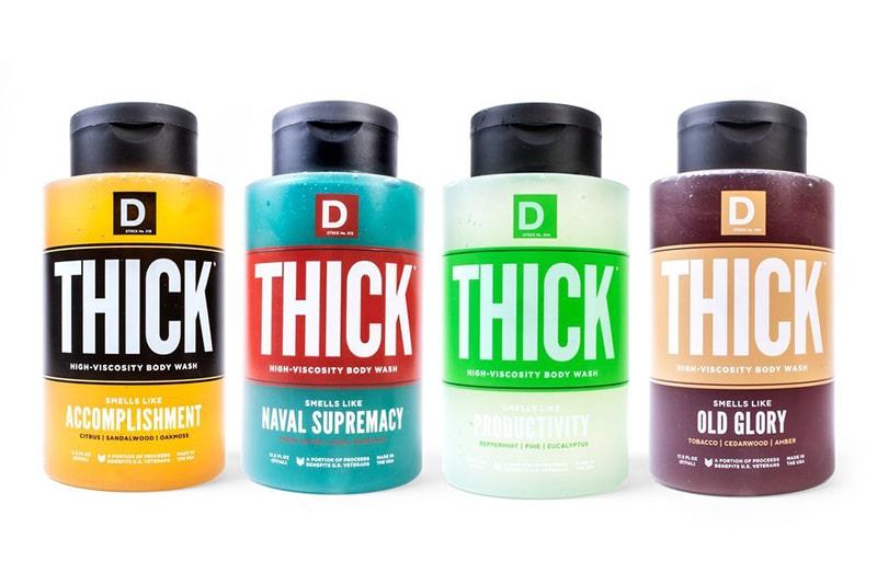 Duke Cannon Thick Body Wash