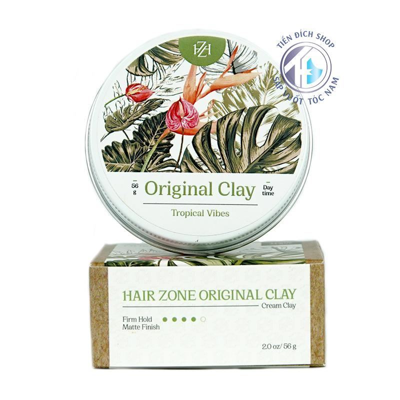 Sáp vuốt tóc Original Clay Day Time 2020