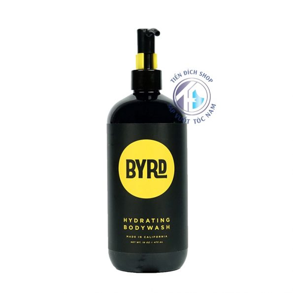 Byrd Hydrating Body Wash