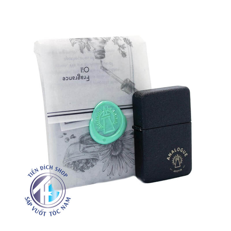 The Apothecary - Omni Solid Cologne Crackle Case