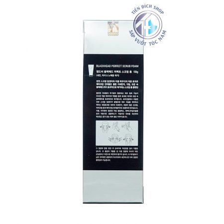 MdoC Blackhead Perfect Scrub Foam