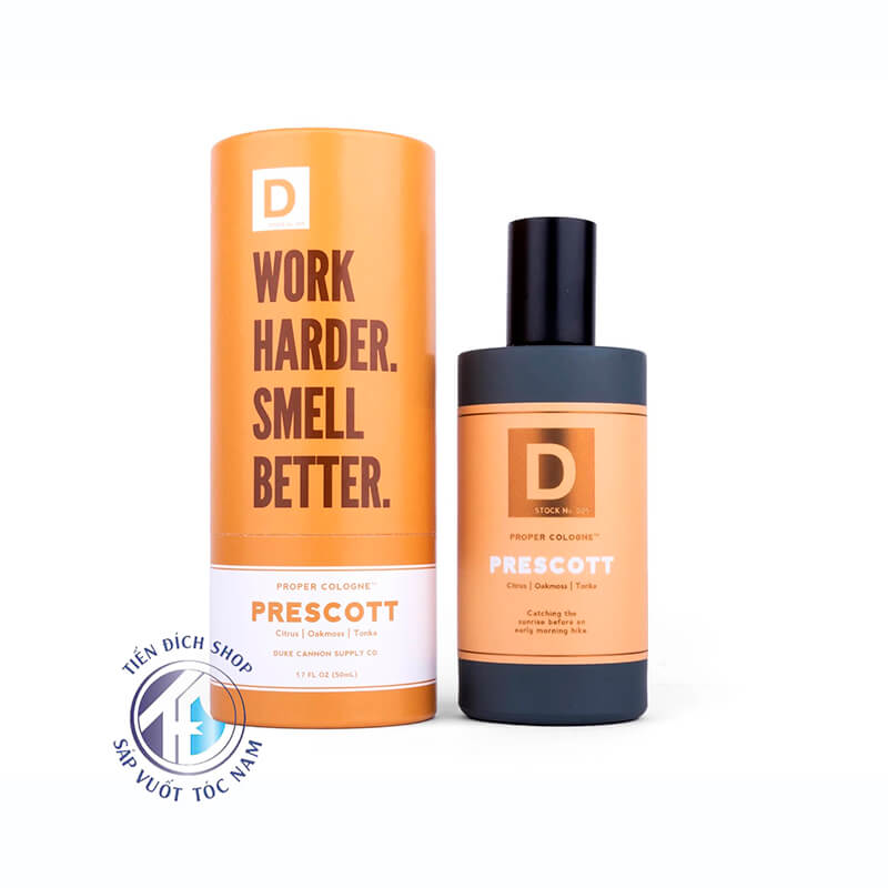 Duke Cannon Proper Cologne – PRESCOTT