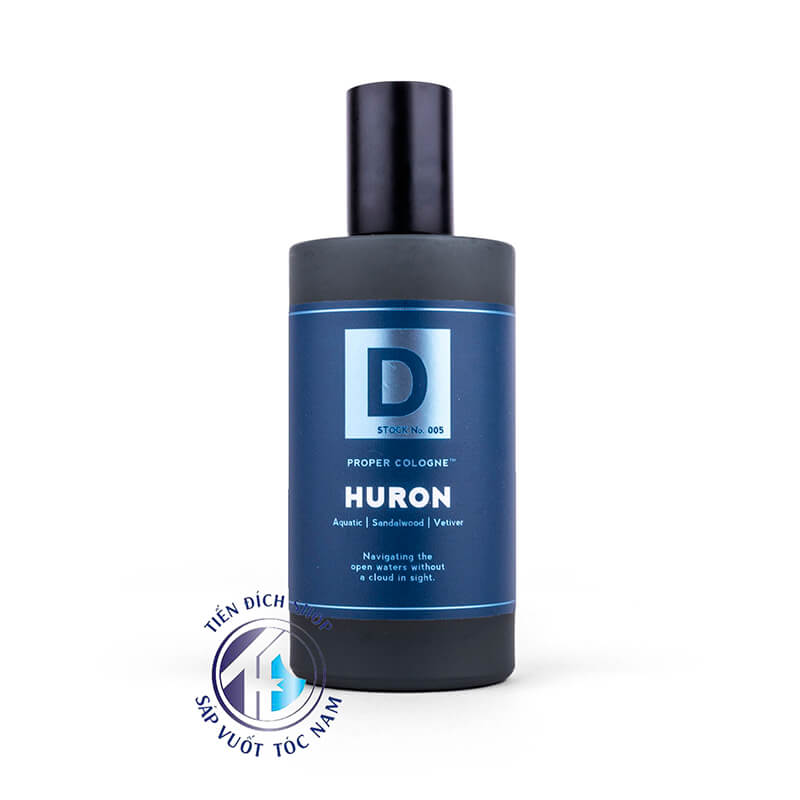 Duke Cannon Proper Cologne – HURON